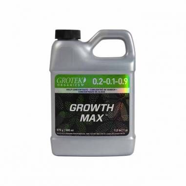 GROWTH MAX 500 ML - GROTEK NUTRIENTS