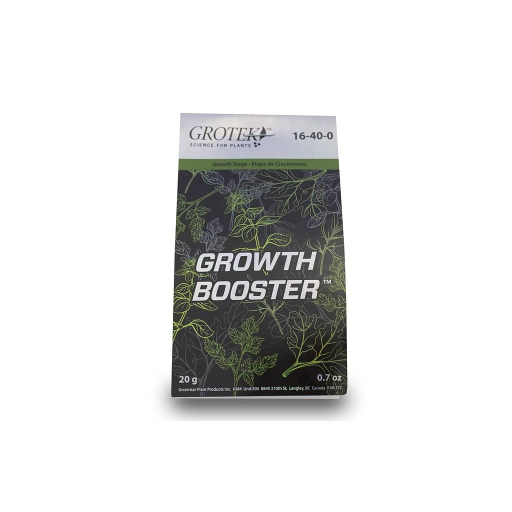 GROWTH BOOSTER 20 GRS - GROTEK NUTRIENTS