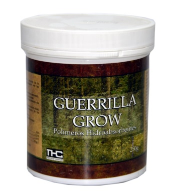 GUERRILLA GROW 250 GR - THC