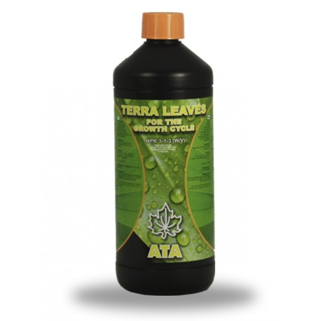 ATA TERRA LEAVES 500 ML - ATAMI