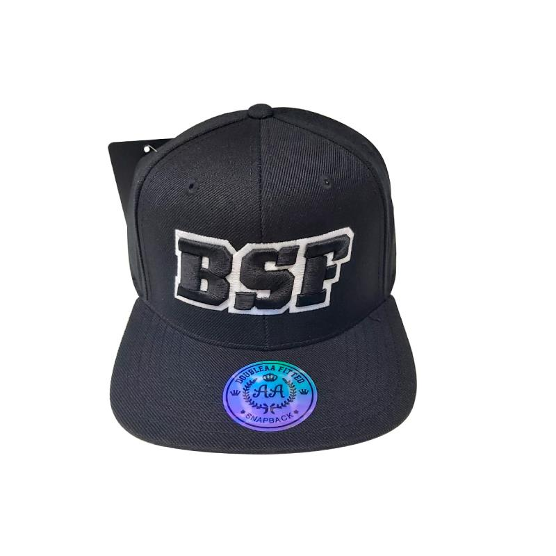 JOCKEY LOGO ORIGINAL NEGRO - BSF SEEDS
