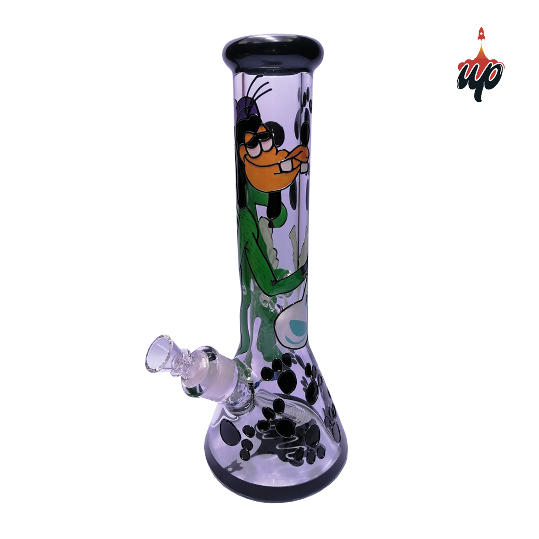 BONG GOOFY ESP. 9 MM ALTURA 32 CM BUP107 - UP